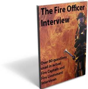 Fire Officer Interview Questions